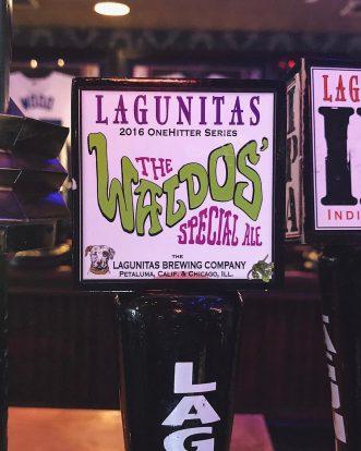 Lagunitas the Waldos