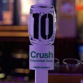 Crush Cucumber Sour